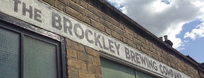 Brockley Brewery (The Brockley Brewing Company) is one of Pubs - Brewpubs & Breweries.