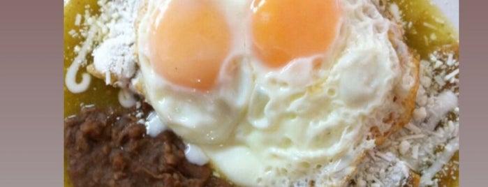 La Javiera (Cocina Tradicional De Mama) is one of A ver si es cierto.