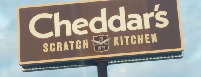 Cheddar's Scratch Kitchen is one of Must-visit Food in Wichita Falls.