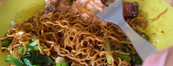 Nasi Lemak KangKung FAM is one of Breakfast.