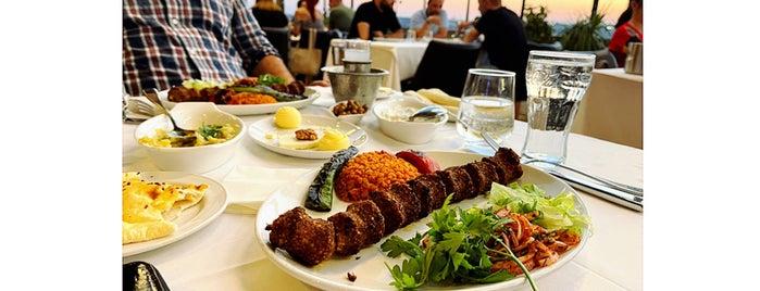 Hamdi Restaurant Pera is one of Orte, die Dilek gefallen.