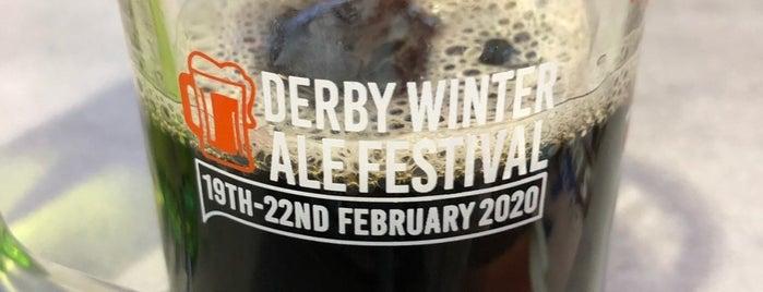 Derby CAMRA Winter Ale Festival is one of สถานที่ที่ Carl ถูกใจ.