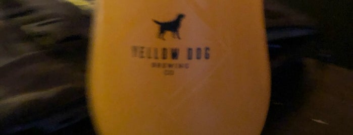 Yellow Dog Brewing is one of YVR Beer.