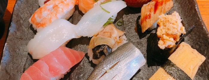 Gontaro Sushi is one of Dimasik 💣: сохраненные места.