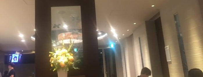 Dormy Inn Premium Shibuya Jingumae is one of Lieux sauvegardés par Stone.