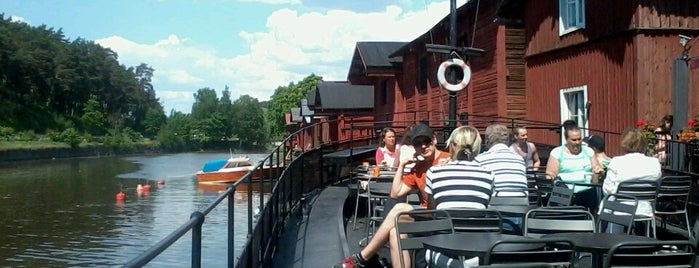 Porvoon Paahtimo is one of Our trip to Porvoo #TravelHousePorvoo.