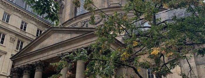 Église Notre-Dame-de-l'Assomption is one of Eglises et chapelles de Paris.