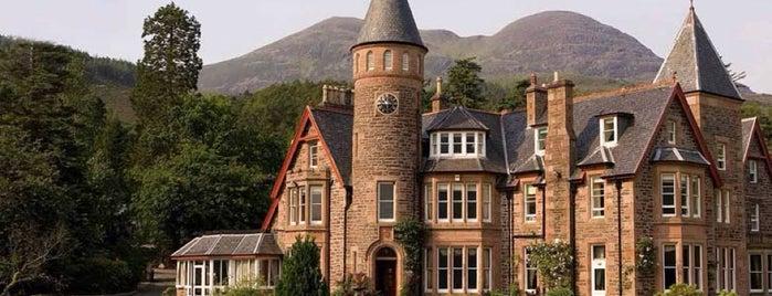 The Torridon is one of Scotland.
