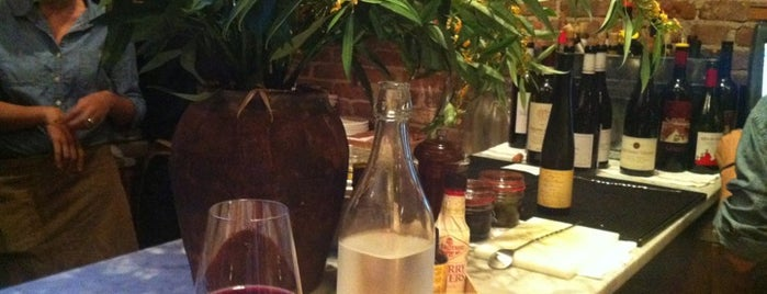 il Buco Alimentari & Vineria is one of NYC Favorites/To-Gos.