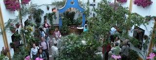 Casa-Patio de la calle Chaparro, 3 is one of Visita virtual a los Patios de cordoba.