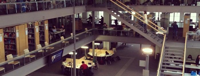 Universitätsbibliothek der TUM - Stammgelände is one of Uni.