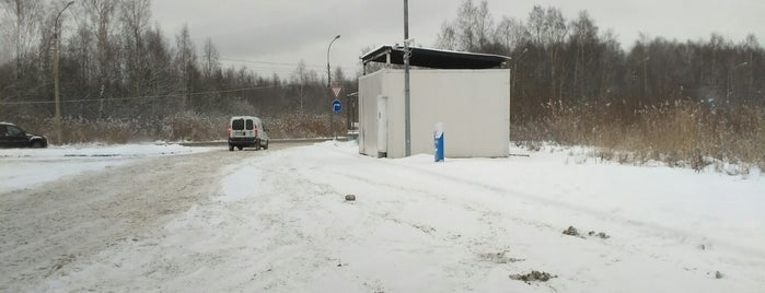 Газпромнефть АЗС № 25 is one of Posti che sono piaciuti a Алиночка.