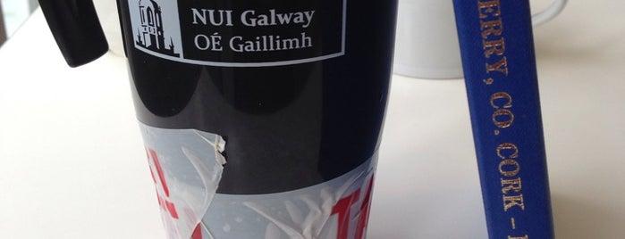 Bia Léinn / Caife na Gaeilge is one of Gaeilge  Anseo.