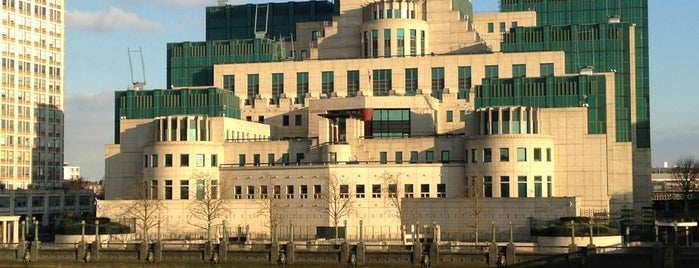MI6 is one of ing.