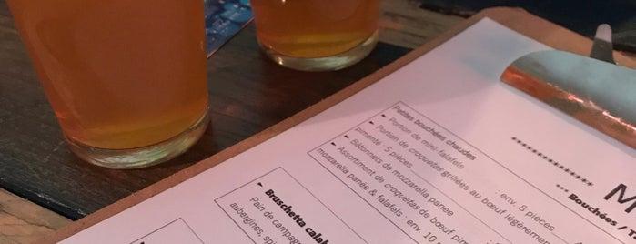A la bière comme à la bière is one of Biere.