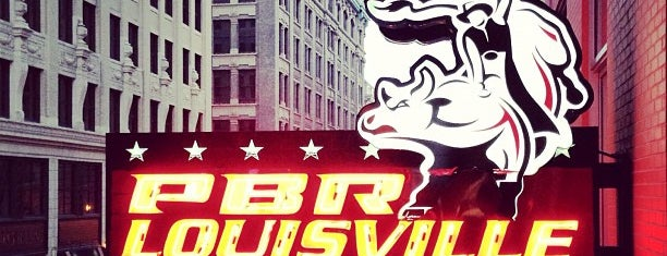 PBR Louisville is one of สถานที่ที่ Vu ถูกใจ.