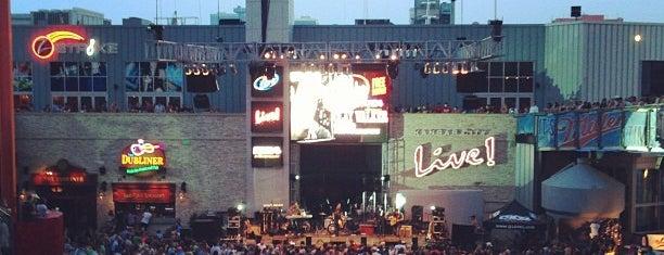 Kansas City Live! is one of Posti che sono piaciuti a Vilje.