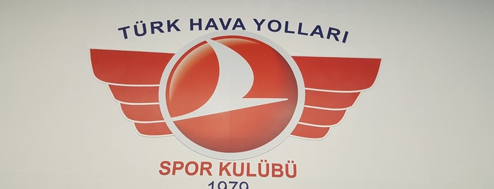 THY Spor Kulübü is one of สถานที่ที่ A.Kadir✈️🎉 ถูกใจ.