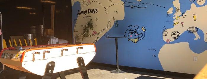 Away Days Brewing is one of Noland : понравившиеся места.