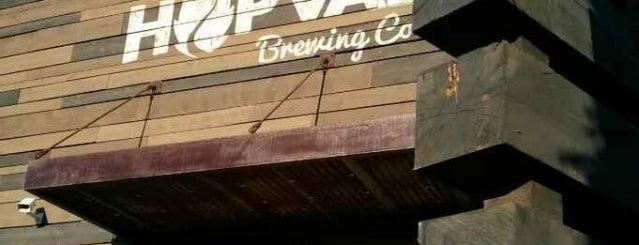 Hop Valley Brewing Co. is one of Oregon - The Beaver State (2/2).