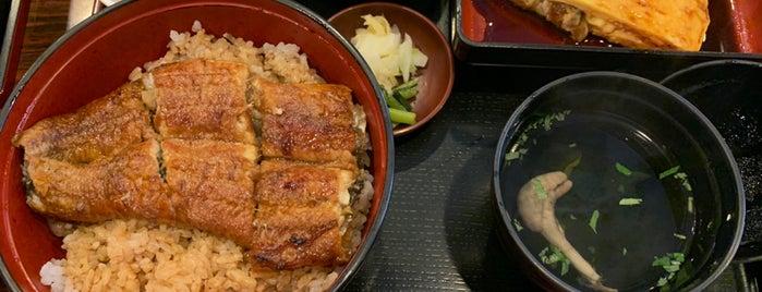 うな茂 is one of Osaka.