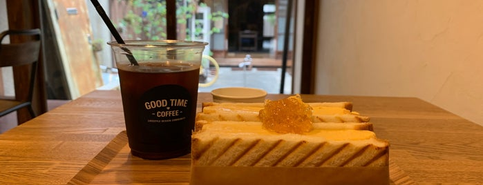 GOOD TIME COFFEE is one of Japan!.