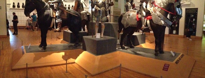 Royal Armouries Museum is one of Posti che sono piaciuti a Carl.