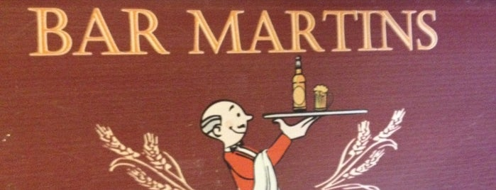 Bar Martins is one of Caio : понравившиеся места.