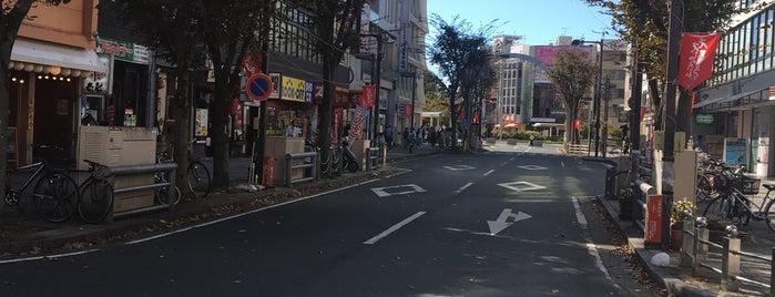 豊橋まちなか歩行者天国 is one of 思い出の場所.