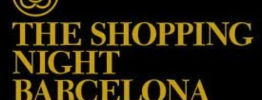 The Shopping Night Barcelona 2012 is one of Mis sitios.