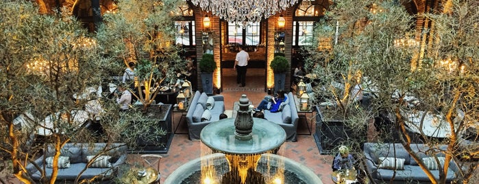 Restoration Hardware is one of Chicago.