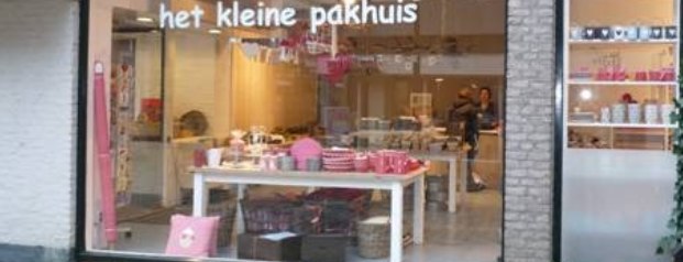 Kleine Pakhuis is one of Zwolle.