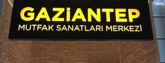 Gaziantep Mutfak Sanatları Merkezi is one of To Go.