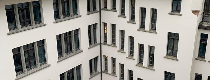 Hotel Motel One Zürich is one of Zurich Places To Visit.