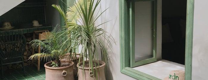 Le Jardin is one of Marrakech.
