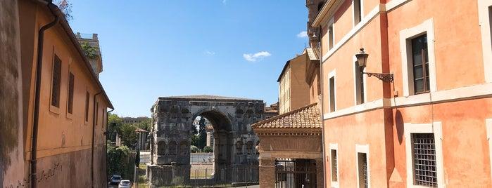Arco degli Argentari is one of Around The World: Europe 4.