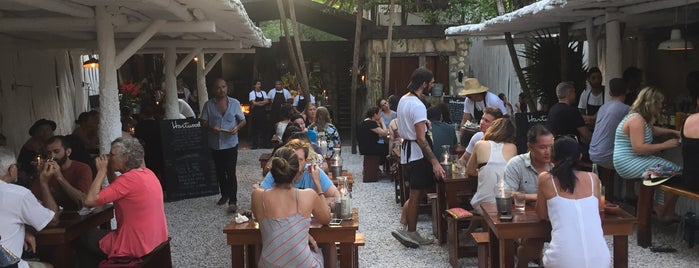 Hartwood is one of Tulum.