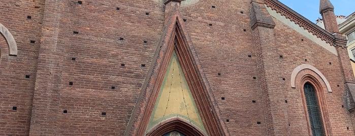 Chiesa San Domenico is one of FaiMarathon Torino.