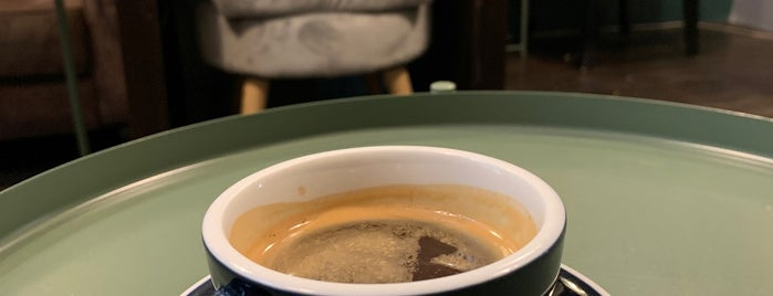 Luma Coffee is one of Geneva.