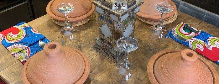 BAZAAR - Café Marrakech is one of Marokko.