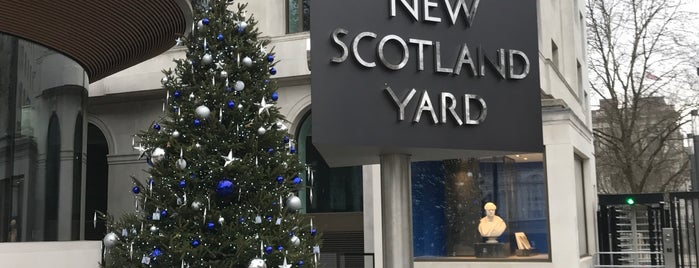 New Scotland Yard is one of seen onscreen part 2.