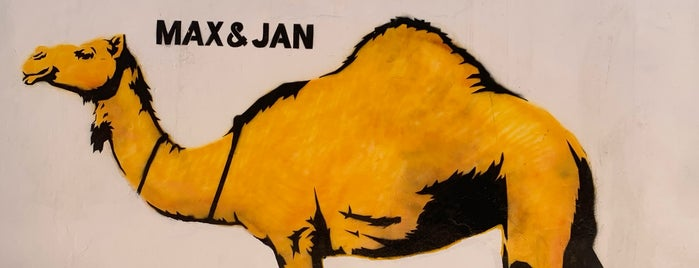 Max&Jan is one of Lieux sauvegardés par Jimmy.