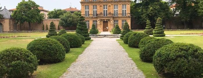 Pavillon Vendôme is one of Aix-En-Provence.