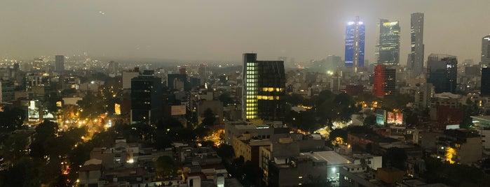 Supra Rooftop is one of Deli.
