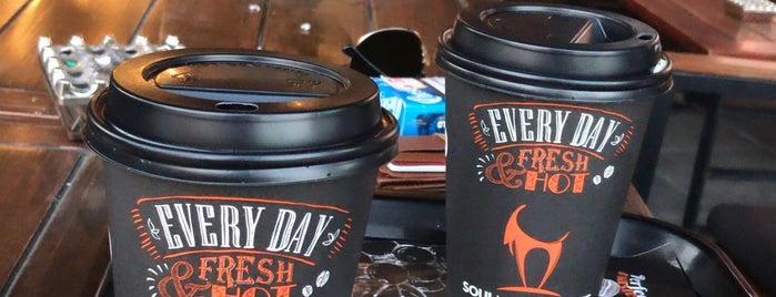 Soulmate Coffee & Bakery is one of Orte, die Fadik gefallen.