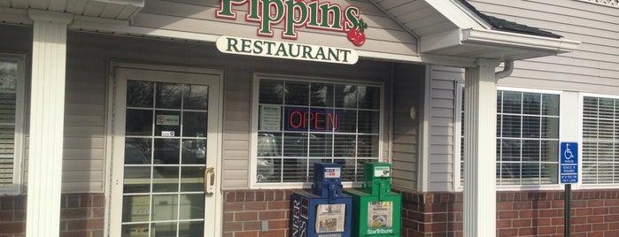 Pippins is one of สถานที่ที่บันทึกไว้ของ Alan.