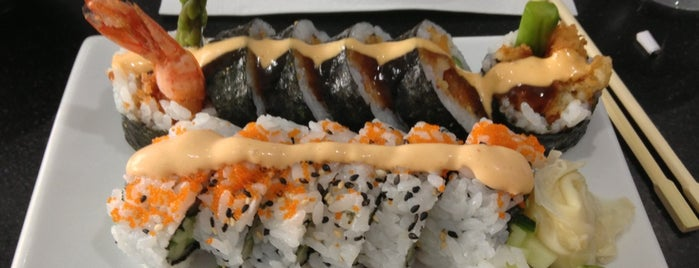 New Generation Sushi is one of Phoenix 💥💥💥's Liked Places.