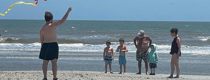 Folly Beach is one of Charleston.