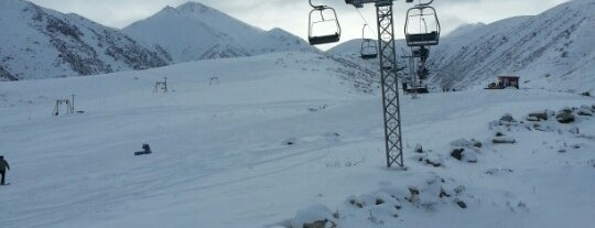 ZIL Ski Lift is one of Healty Club.