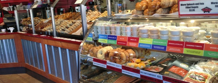 Siegel's Bagels is one of Vancouver List.